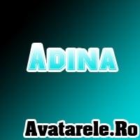 Poze Adina