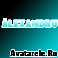 Poze Alexandru