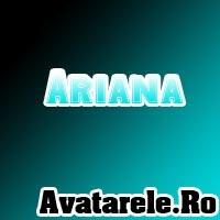 Poze Ariana