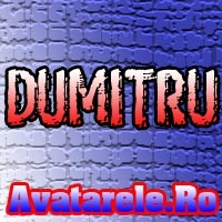 Avatare Dumitru