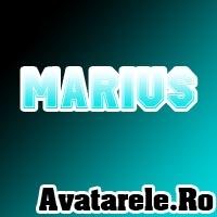 Avatare Marius