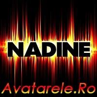 Poze Nadine