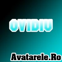 Avatare Ovidiu