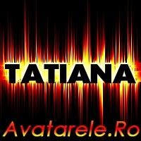 Poze Tatiana