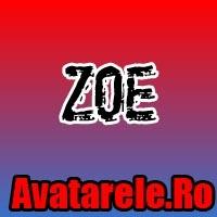 Poze Zoe